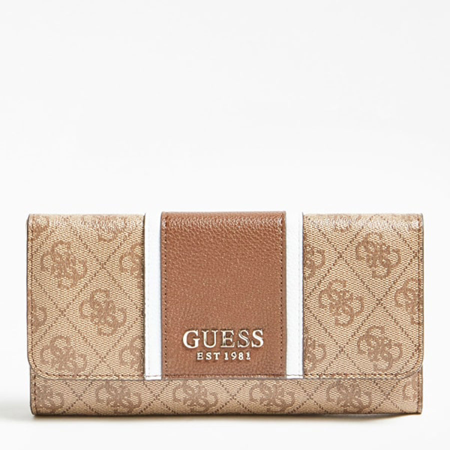 GUESS Marroquinería Cartera color Brown SWSG77 37650-BRO