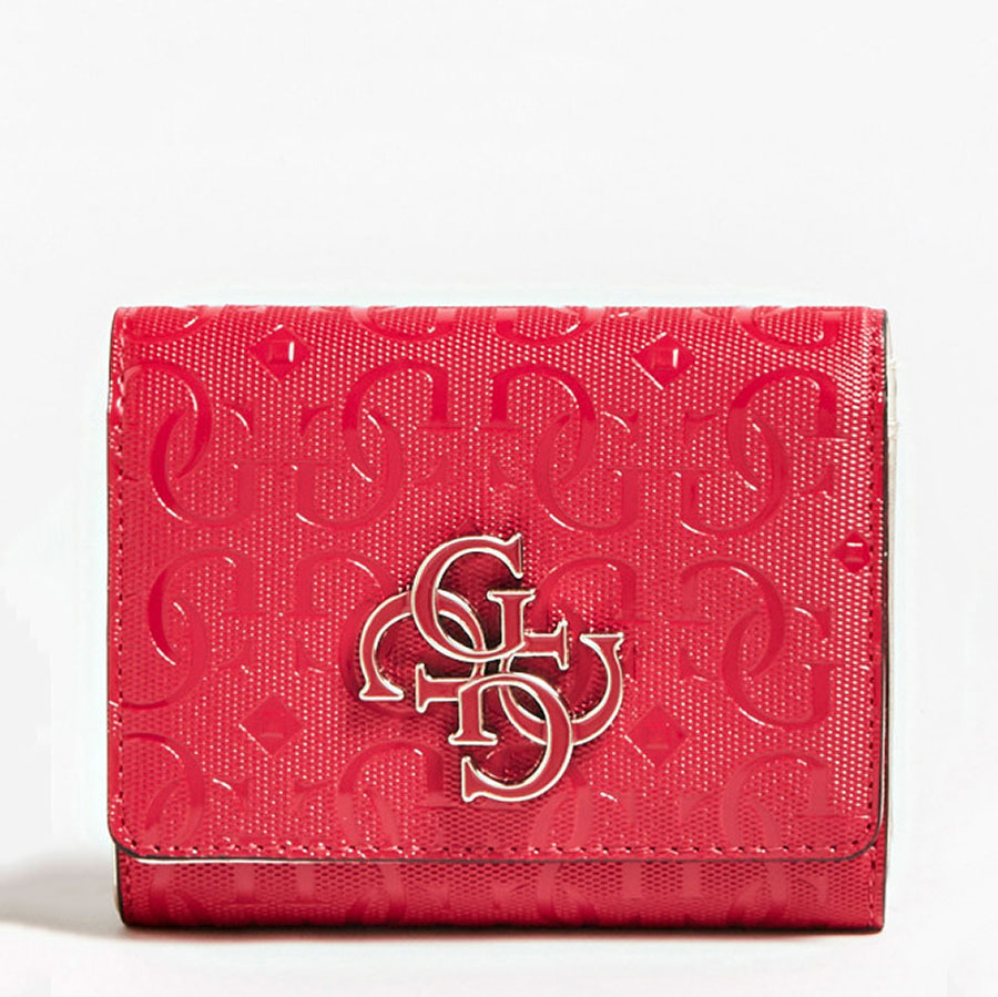 GUESS Marroquinería Cartera color Berry SWSG77 46430-BER