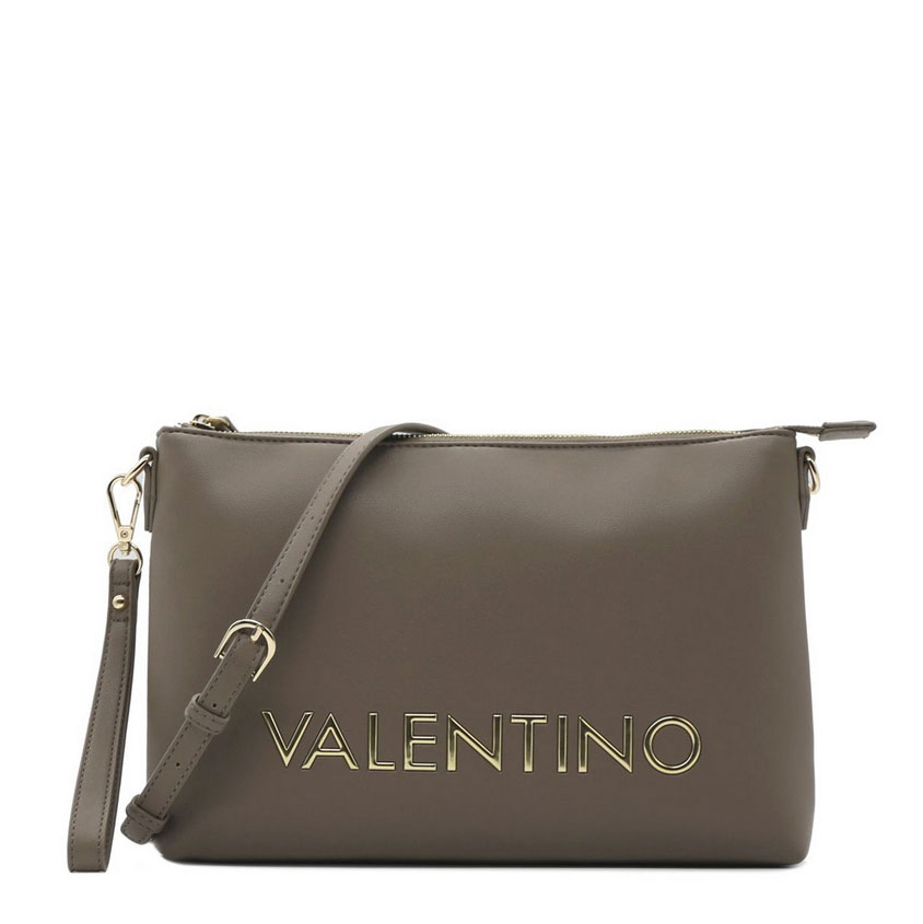 VALENTINO Marroquinería Bolso Olive Taupe VBS5JM04-TAUPE