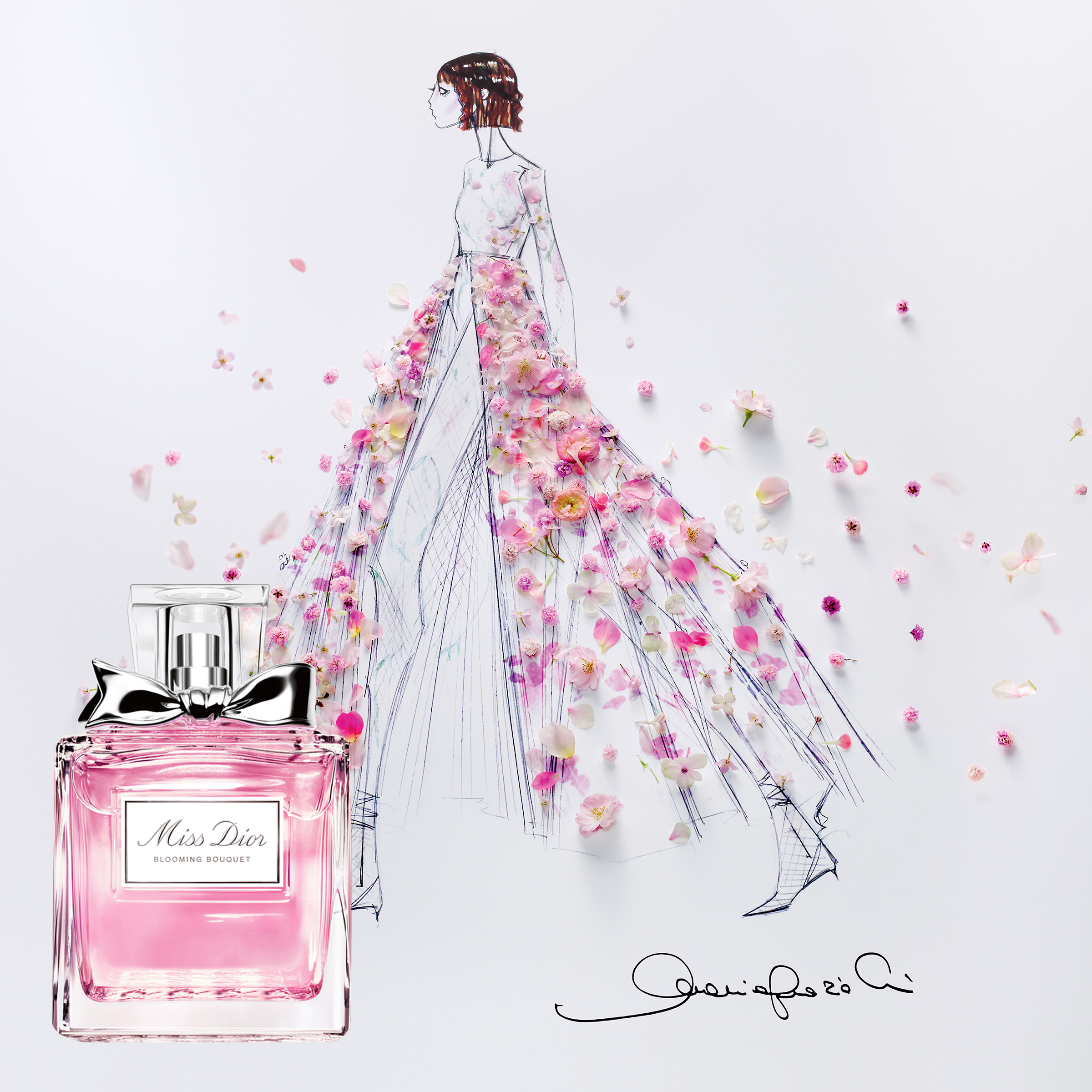 fragancia Miss Dior Blooming Bouquet